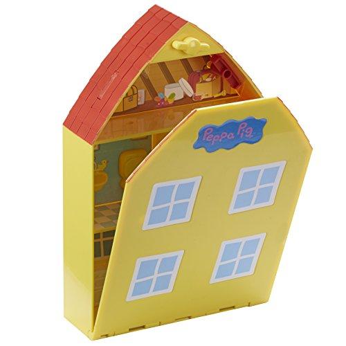 Peppa Pig 06156 Peppa's House & Garden Playset