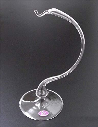 Glasständer Kugelhalter für Glaskugeln Kugelständer für Kugeln bis 14cm Durchmesser Handmade