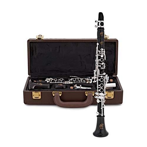 Rosedale Professional Eb Clarinet by Gear4music Ebony