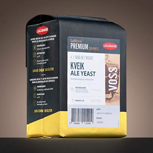 LalBrew VOSS Kveik Ale Yeast (500g)