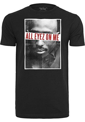 2Pac All Eyez On Me Tee black M