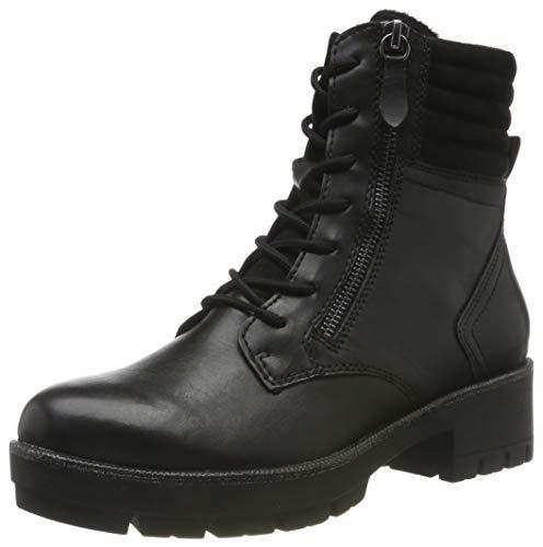 Tamaris Damen 1-1-25281-23 Biker Boots, Schwarz (Black 1), 39 EU