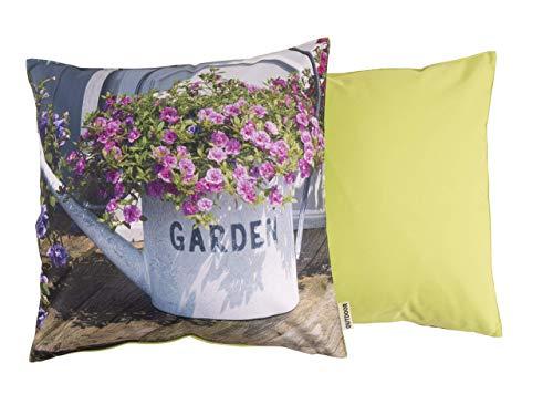 CB Home & Style Outdoor Garten Kissen Wasserabweisend 45 x 45 cm (Esther02)