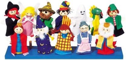 Goki - 2040580 - Marionnette À Doigts - Ensemble 2