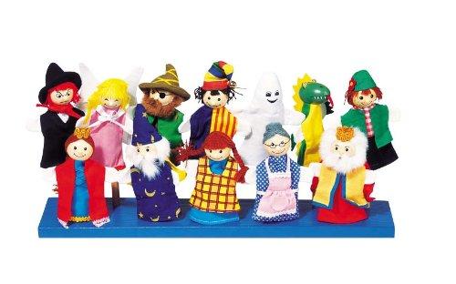 Toys pure Fingerpuppensortiment 2, SO 401