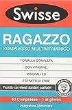 Swisse Multivit Ragazzo - 60 compresse