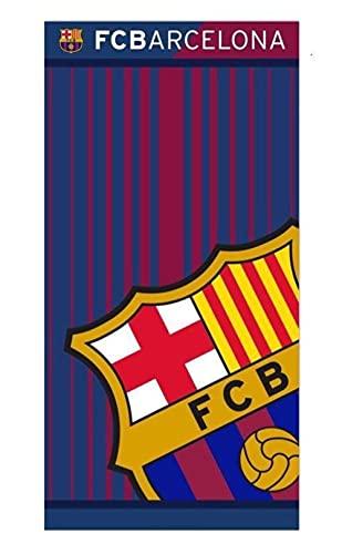 Toalla Playa Piscina Baño FC Barcelona 140 x 70 cm FCB202
