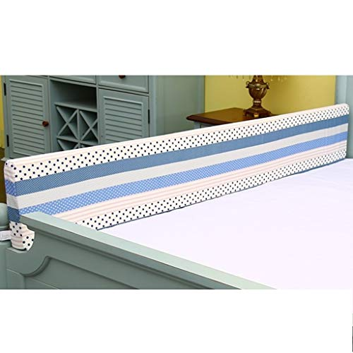 Fantastic Prices! LHHL Bed Rail Crib Railing Portable Folding Bed Guardrail Suitable for Children (C...