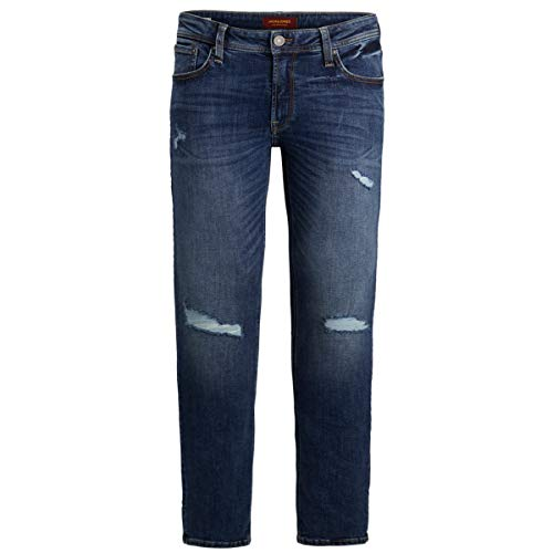 JACK & JONES Herren JJIGLENN JJORIGINAL AGI 032 NOOS PS Jeans, Blue Denim, 50/32