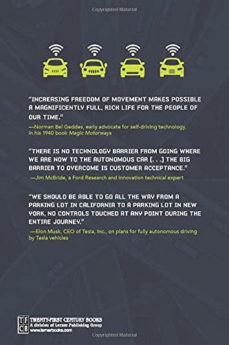 Self-Driving Cars: The New Way Forward
