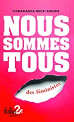 Nous sommes tous des féministes / Les marieuses de Chimamanda Ngozi Adichie