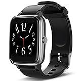 Lintelek Smart Watch, Full Touch Screen Smartwatch, Large Screen Fitness Tracker...