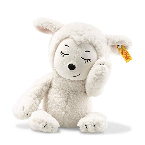 Steiff 103193 Soft Cuddly Friends Sugar Lamm 30 cm Plüsch weiß