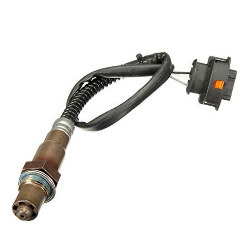 Lambdasonde O2 Sauerstoffsensor vor Katalysator For C 1.0 1.2 1.4 OE:09199470/855369 mit Stecker (Schwarz)