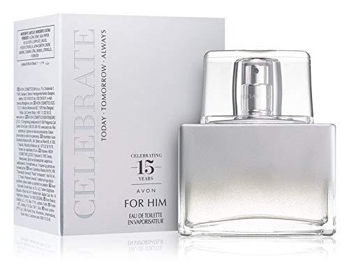 AVON TTA Celebrate eau de toilette for him 75 ml perfume hombre