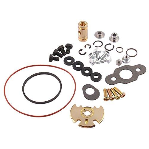 Turbo Seal-A6420940080 Kit de Joint de reniflard de Joint dadmission et de reniflard Turbo Compatible avec Les Moteurs Mercedes-Benz OM642