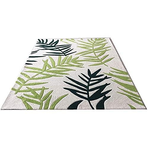 Hogreat Teppiche Teppich einfache Pastorale Wohnzimmer Sofa weiche Schlafzimmerm?Bel Nachttisch, handgefertigte Acryl Bodenmatte (Gr??e:1,6 * 2,3 m) (Color : 1.6 * 2.3m)
