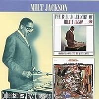 Ballad Artistry of Milt Jackson/Vibrations by Milt Jackson (1999-04-20)