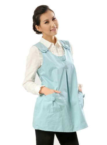 Anti-Radiation Maternity Clothes Top Baby Mom Protection Shield Dresses 8903182