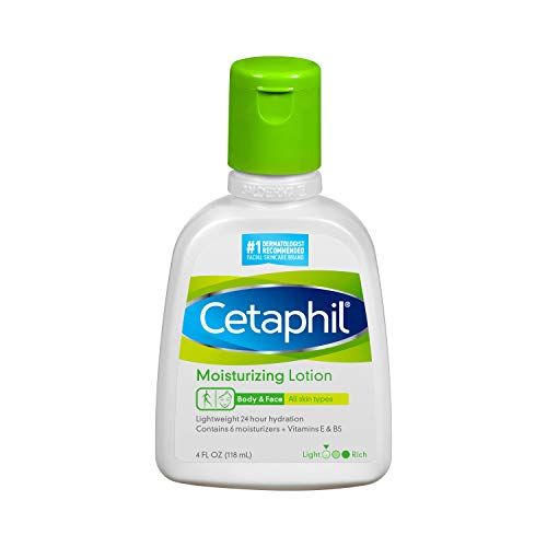 Cetaphil Moisturizing Lotion, Fragrance Free