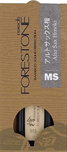 Forestone Hinoki Blatt für Alt Saxophon | FORESTONE (MS)