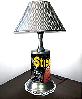 steelers desk lamp