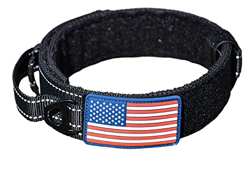 Dog Collar with Control Handle Quick Release Metal...