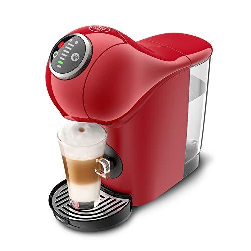 Arno Cafeteira Espresso Nescafé Dolce Gusto Genio S Plus DGS3, Vermelha