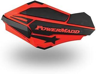 PowerMadd 34402 Red/Black Sentinel Handguard