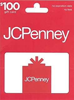 jcpenney gift card check