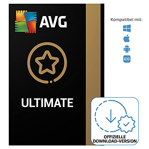 AVG Ultimate 2021 2022 Bild
