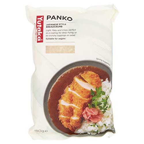 Panko pangrattato Yutaka 180 g (4 pezzi)