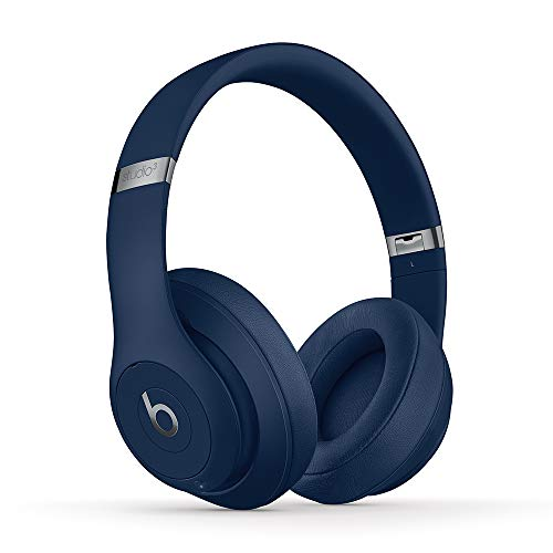 Beats Studio3 Wireless Over‑Ear Headphones - Blue (Latest Model)