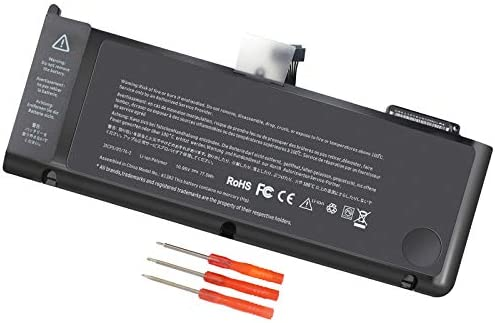 A1382 A1286 Battery for Early 2011 Late 2011 Mid 2012 MacBook Pro 15 inch Battery for MacBook product image