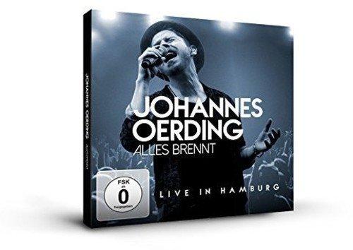Alles brennt - Live in Hamburg (Studio-Album + Live-Blu-ray)