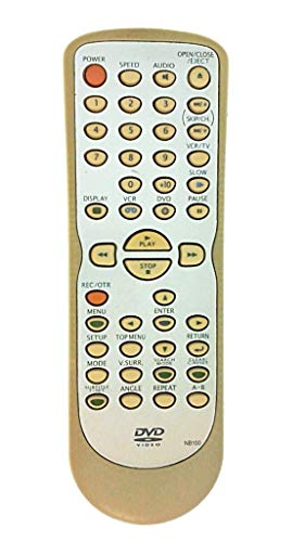 NB100 EWD2004 EWD2204 CSDV840E DVC845E Remote Control