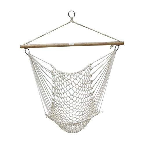 Furniture Decoration Hammock Chair Hammock Hanging Chair With Hanging And Strap Swing Chair Comfortable For Indoor Outdoor Home Patio Yard Garden for Indoor Outdoor Bedroom Patio Yard Garden Home