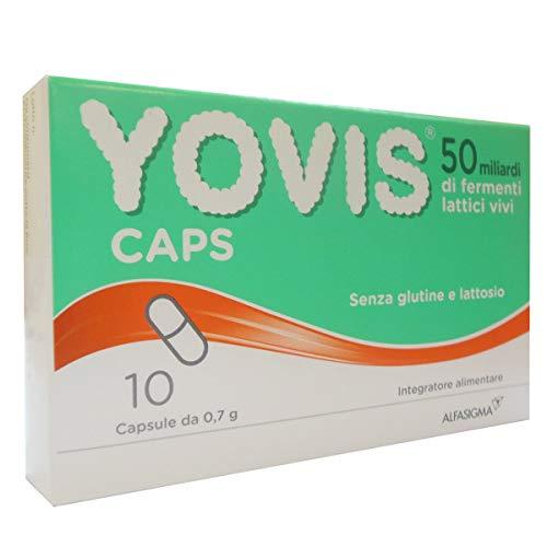 Yovis Caps 10 Capsule - 70 Gr