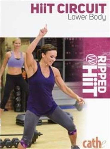 Cathe Friedrich Ripped with HiiT - HiiT Circuit Lower Body - Region 0 Worldwide