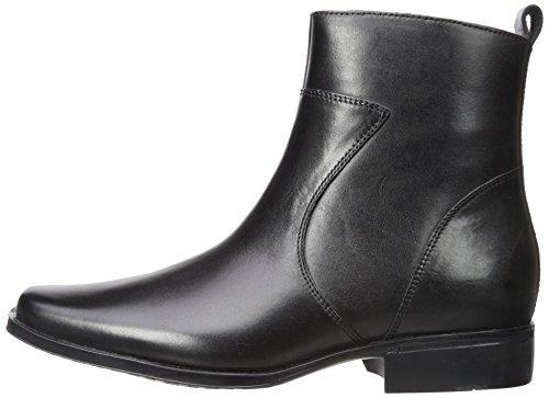 Rockport Men's Toloni Ankle Bootie, Black, 15 M US