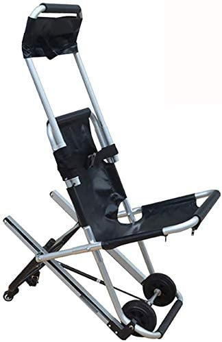 FDSAD Foldable Tracked Stair Dedication Ranking TOP11 Chair Alumi with 4 Wheels Stretcher