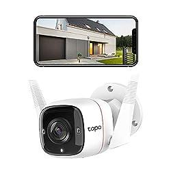 Vidéo ultra-haute définition: enregistre chaque image dans une définition cristalline de 3MP (2304 X1296P). Configuration requise : iOS 9+, Android 4.4+ Réseaux filaires ou sans fil : connectez votre caméra au réseau via Ethernet ou WiFi pour une ins...