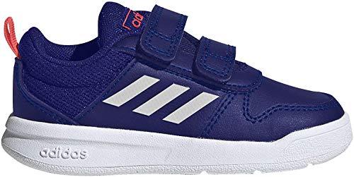 adidas Unisex Kinder Tensaur I Sneaker, DKBLUE/FTWWHT/ACTRED, 20 EU