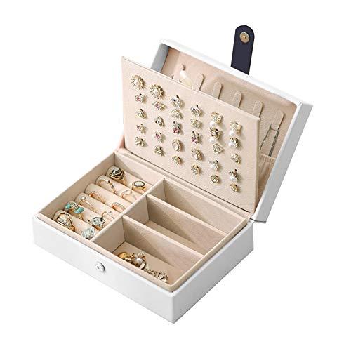 Small Travel Jewelry Box Organizer,…