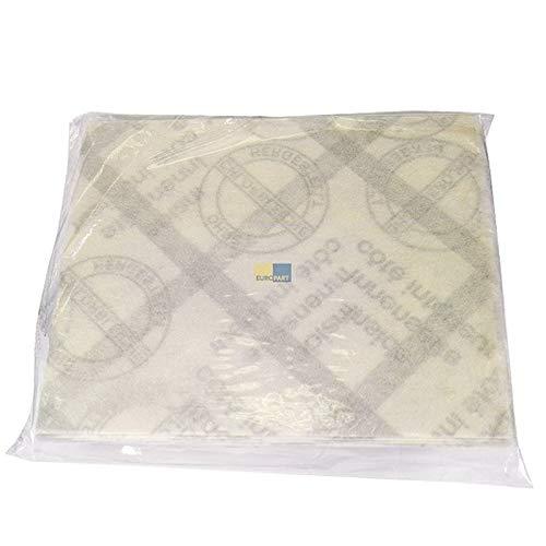Bosch Fettfiltermatte Filter Dunstabzugshaube 585x500m Siemens 00452151