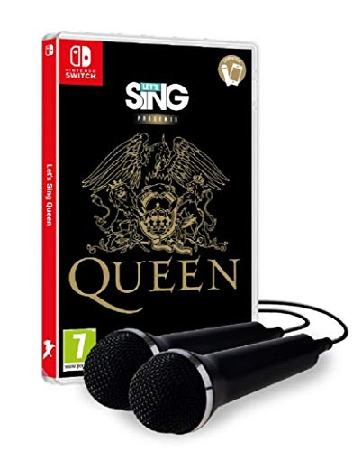 Let's Sing Queen + 2 micros, Nintendo Switch