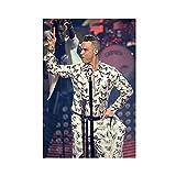 Pop Rocker Robert Peter Williams Poster Robbie Williams