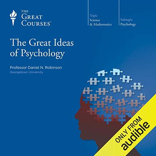 The Great Ideas of Psychology Titelbild