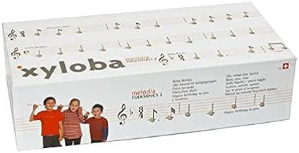 積み木マーブルラン xyloba(サイロバ) メロディア フォークソングス2 5歳からの知育玩具 ※メーカー直販特典「はじめてBOOK」付き