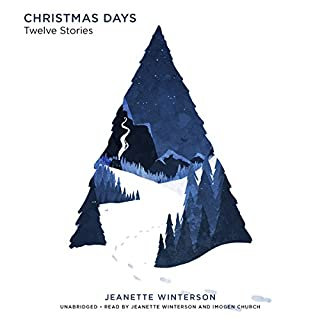 Christmas Days audiobook cover art